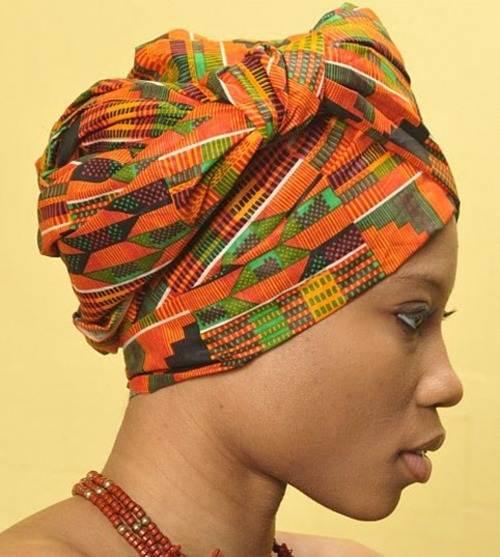 African Head Wrap Turban